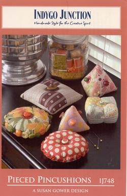 Pieced Pincushions