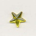 Sew-On Acrylic stars - 15mm