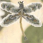 Willow Dragonfly Pin