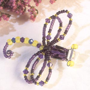 Beaded Bug - Danny Dragonfly
