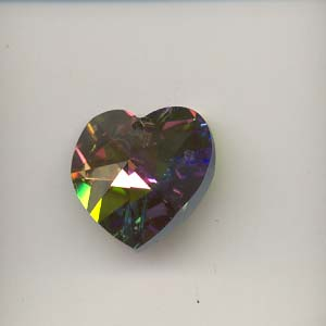 Swarovski 6202 Heart. 18mm