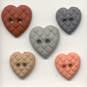 Hearts - Patchwork
